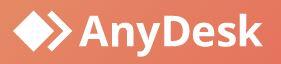 Fernwartung und Support per Anydesk